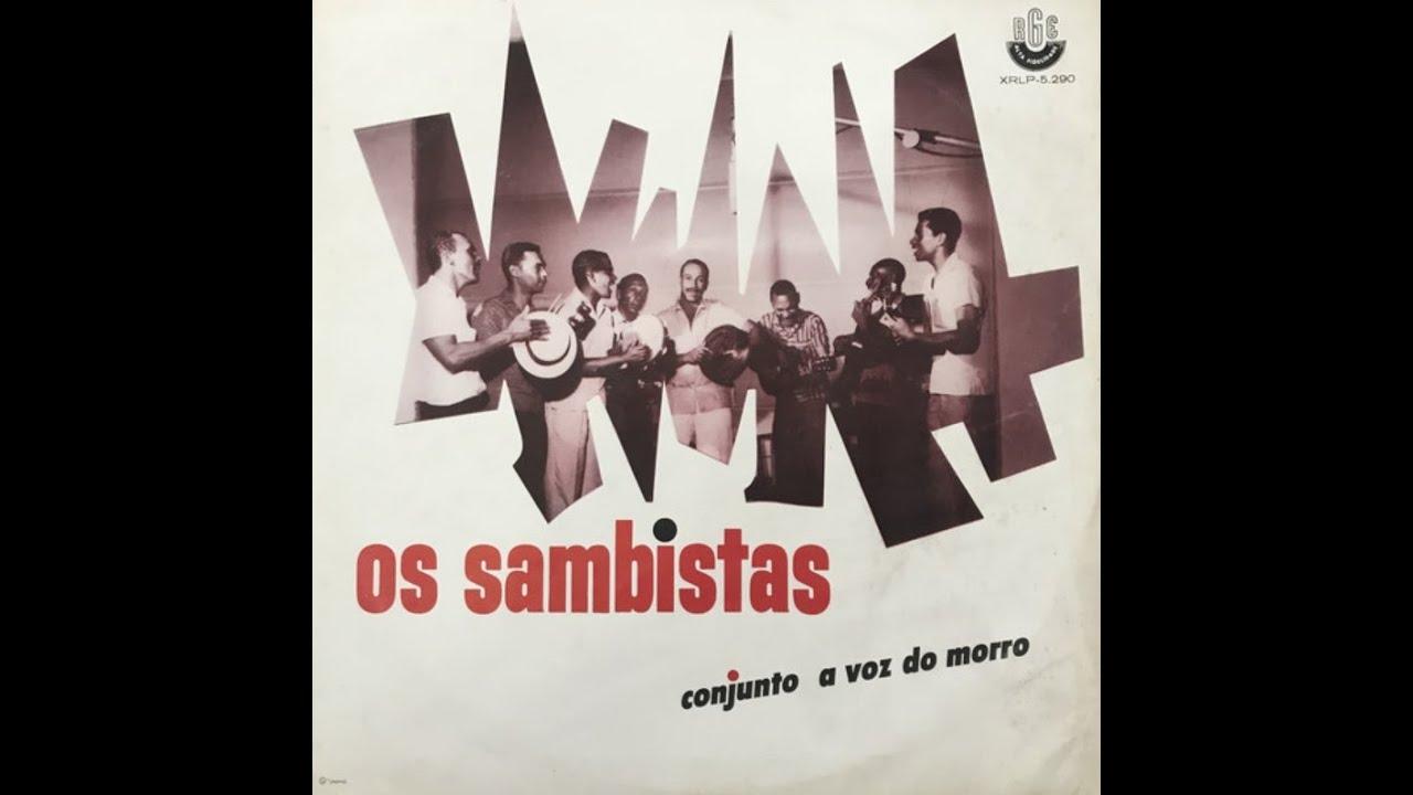 Os sambistas – conjunto A Voz do Morro (1968)