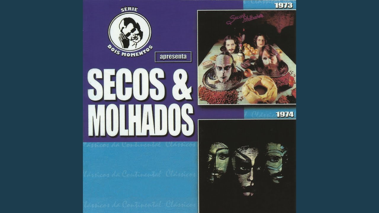 Secos & Molhados (1973 – 1974)