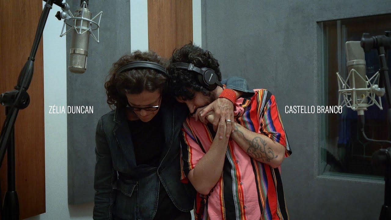 Castello Branco e Zélia Duncan – Toda Toda (2020)