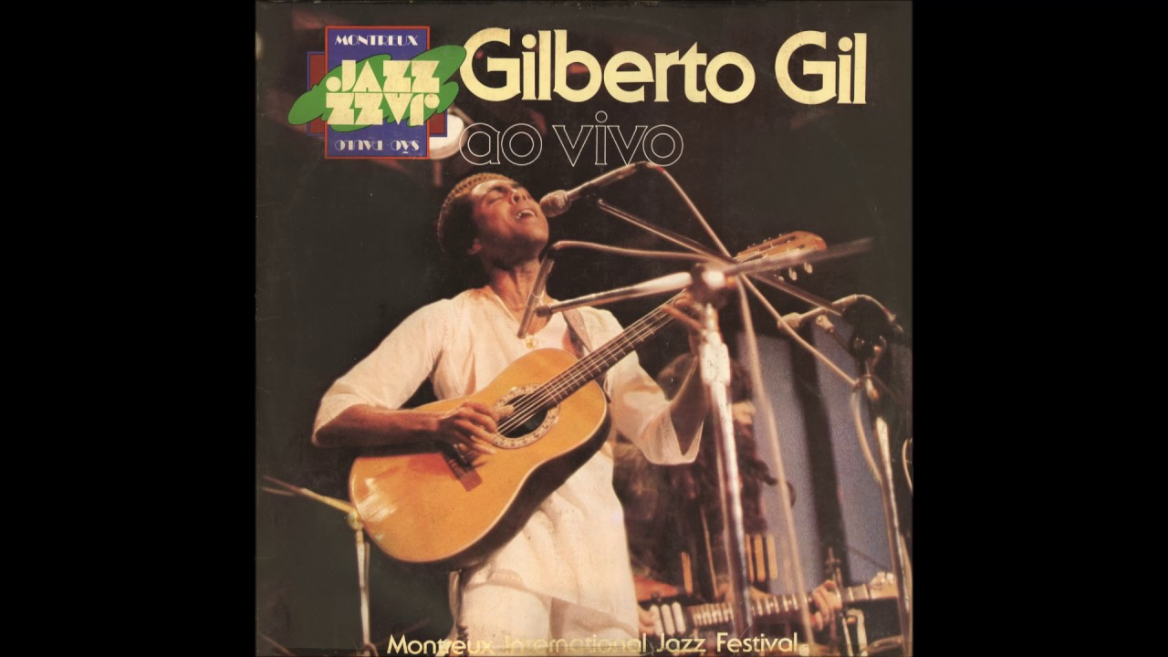 Gilberto Gil ao vivo em Montreux (1978)
