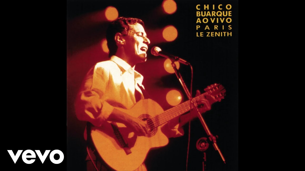 Chico Buarque ao vivo Paris Le Zenith (1990)