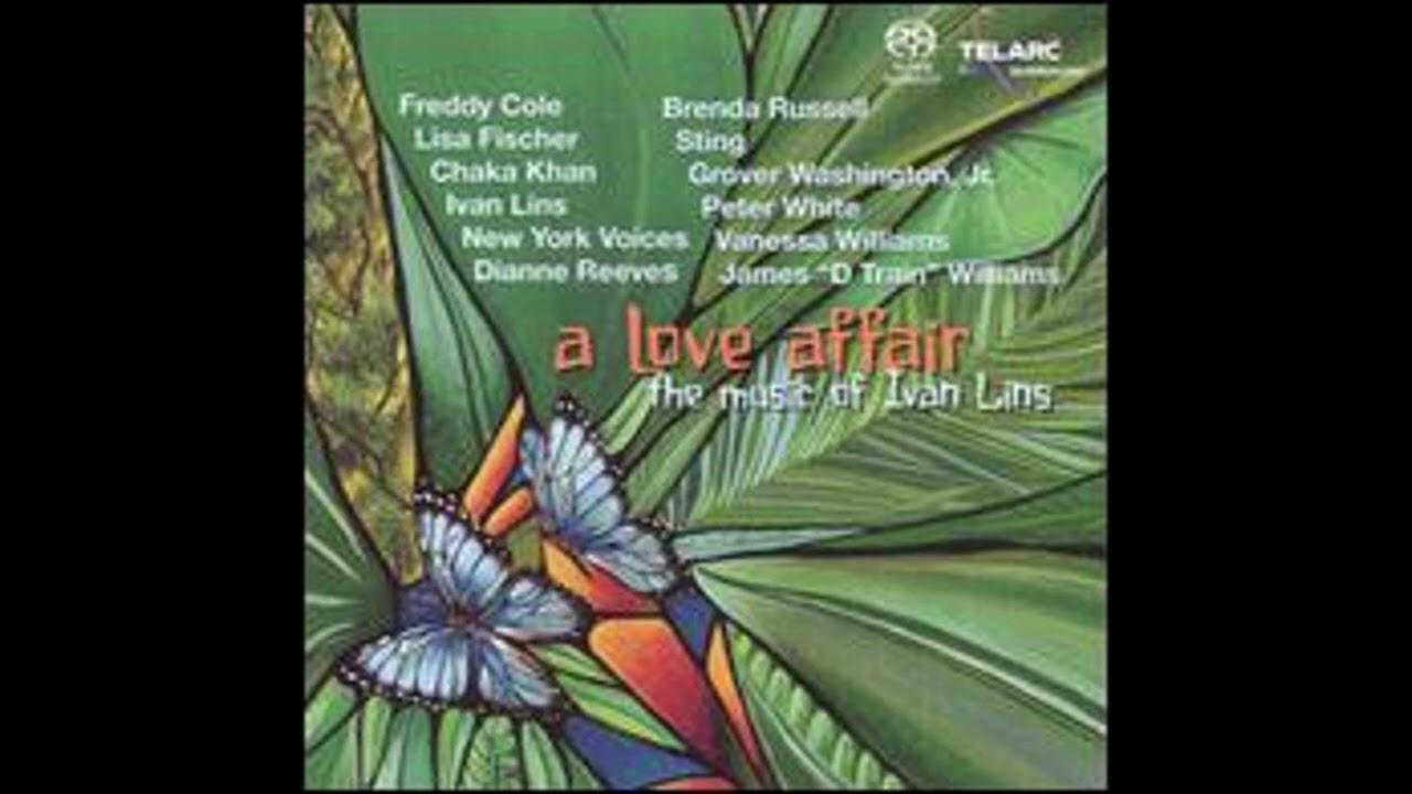 A Love Affair – The Music of Ivan Lins (2000)