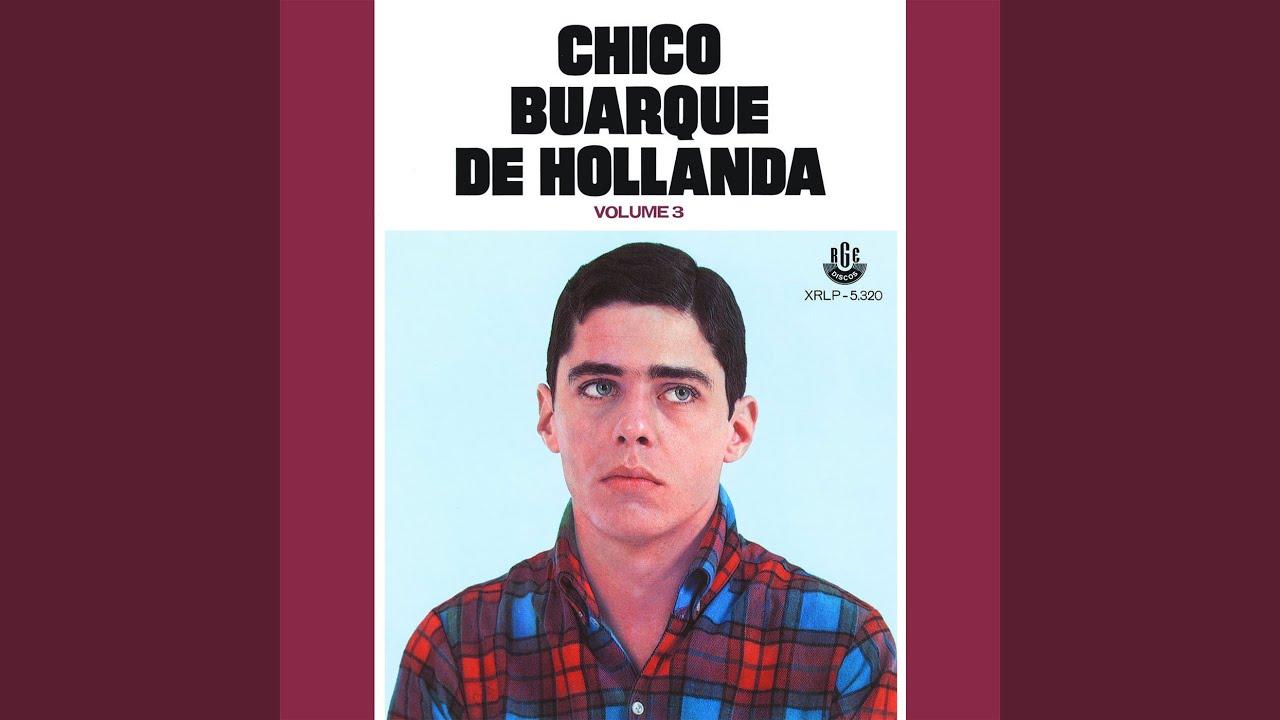 Chico Buarque de Hollanda – Vol.3 (1968)