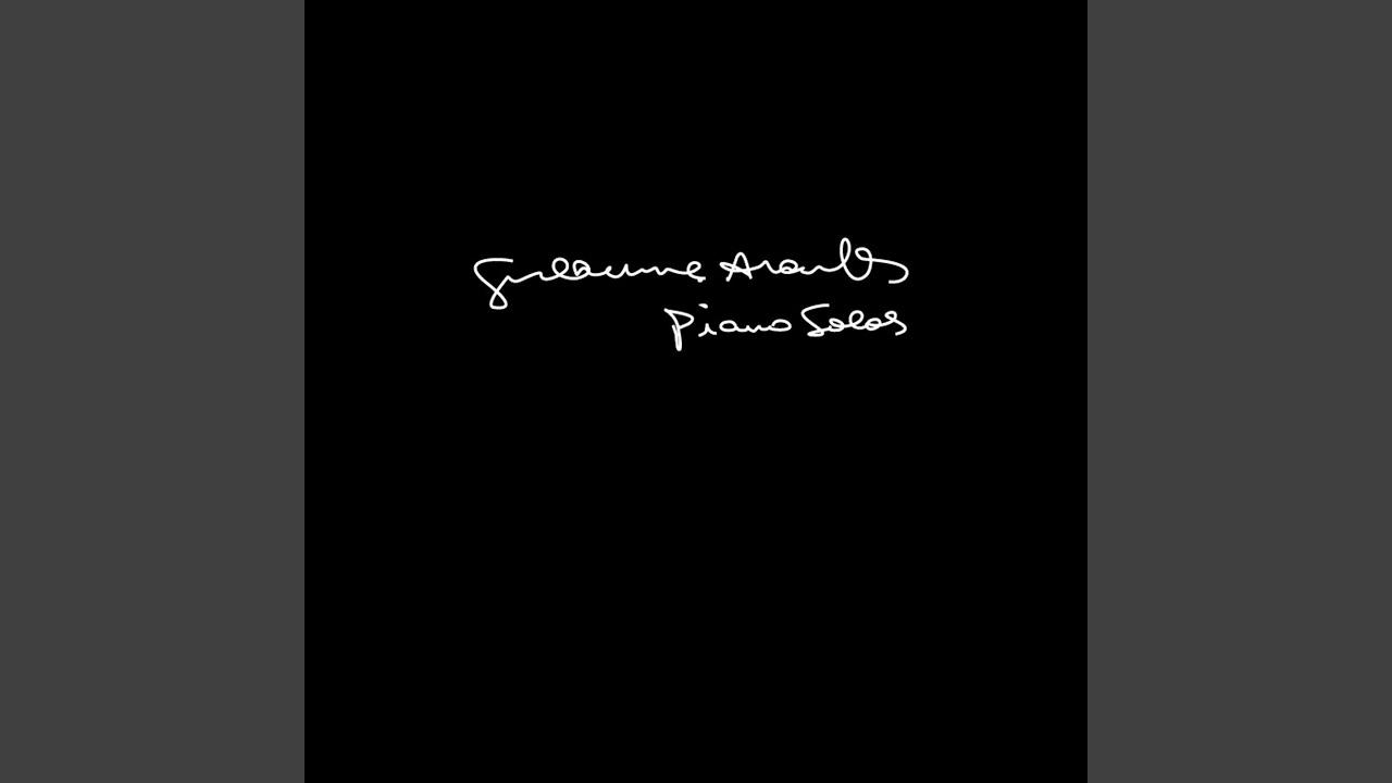 Piano Solos (2011)
