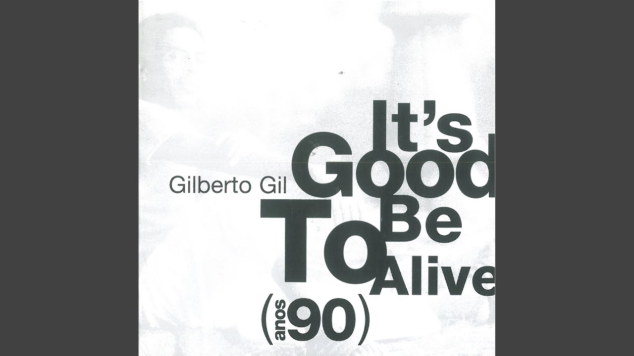 It's good to be alive (anos 90) – caixa Palco (2002)