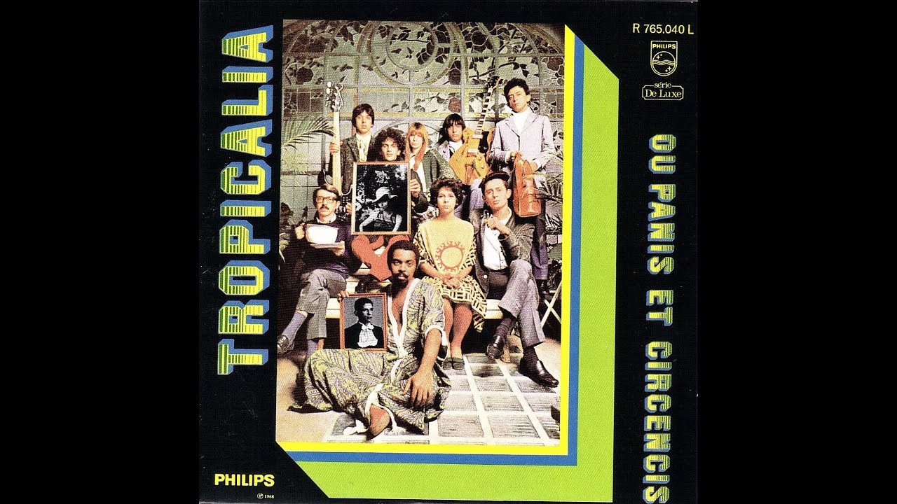 Tropicália ou Panis et Circensis (1968)