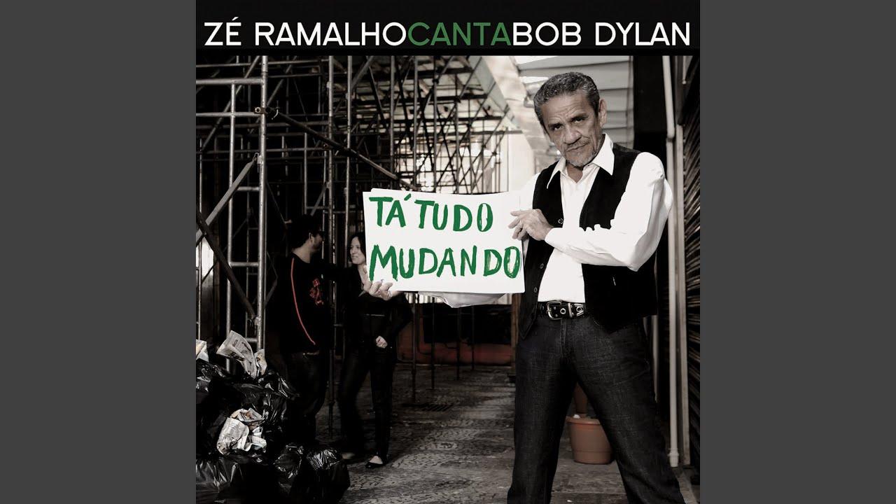 Zé Ramalho canta Bob Dylan – Tá tudo mudando (2008)