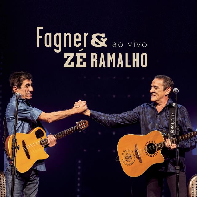 Fagner & Zé Ramalho – Ao Vivo (2014)