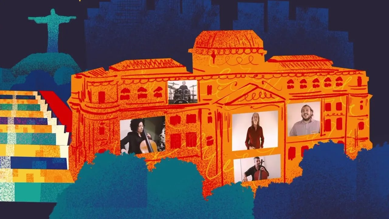 Alceu Valença e orquestra Ouro Preto – Anunciação – Valencianas em Casa (2020)